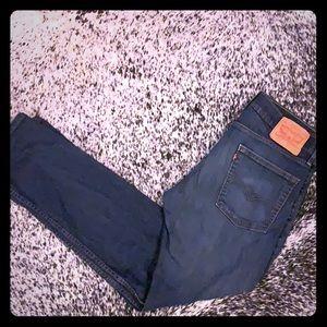 Men's Levi Jeans